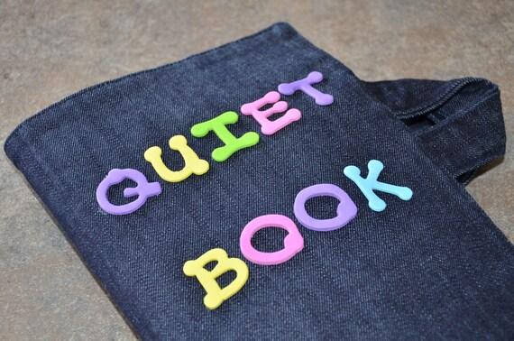 Children's Quiet Book