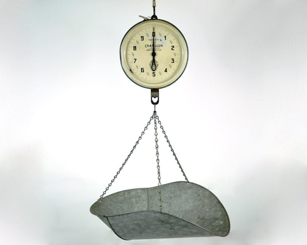 Vintage Hanging Scales 76