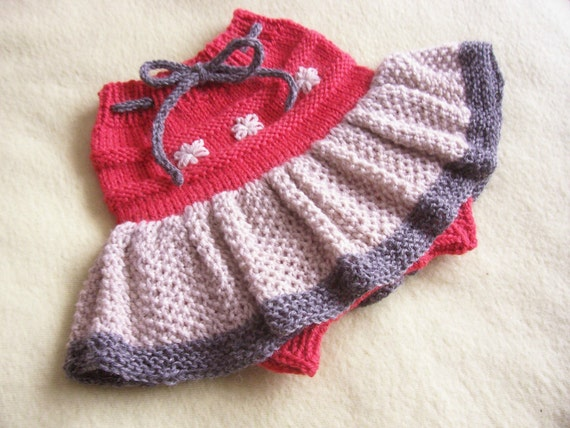 Hand Knitted Wool Cloth Diaper Cover Skirt Soaker Wool Nappy Cover Diaper Wrap Baby Diaper Cover Knit Cloth Diaper  size Medium 6-12 Months.