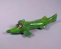 Crocodile Spear Fishing Decoy
