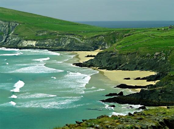 The West Coast of Ireland- fine art print- fine art photography- Ireland photography- landscape- wall art- office decor- home decor- gift