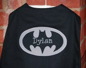 Custom Made Embroidered and Personalized SuperHero Cape - Babies and Toddlers