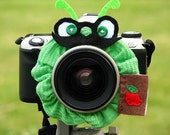custom BOOKWORM Lens Pet for your camera