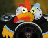 custom TOUCAN Lens Pet for your camera