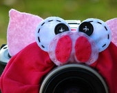 Ready to Ship -- large PIG Lens Pet for your camera