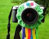 custom JELLYFISH Lens Pet for your camera