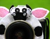 custom COW Lens Pet for your camera