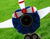 custom large AIRPLANE Lens Pet for your camera