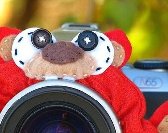 custom SQUIRREL Lens Pet for your camera