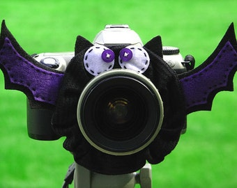 Ready to Ship -- standard BAT Lens Pet for your camera