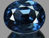 2017  Superb Faceted Natural Blue Spinel - 1.21 cts