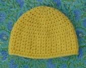 Fuzzy Sunshine Cap