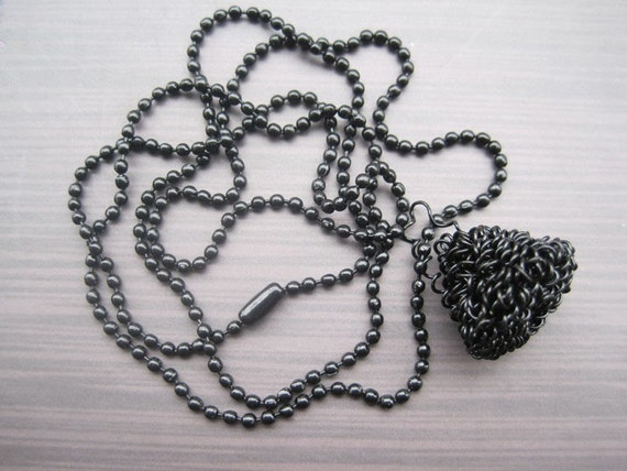 18pcs 2.0mm 27 inch black ball necklace chain with matching connector