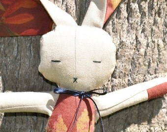spinach handmade rabbit