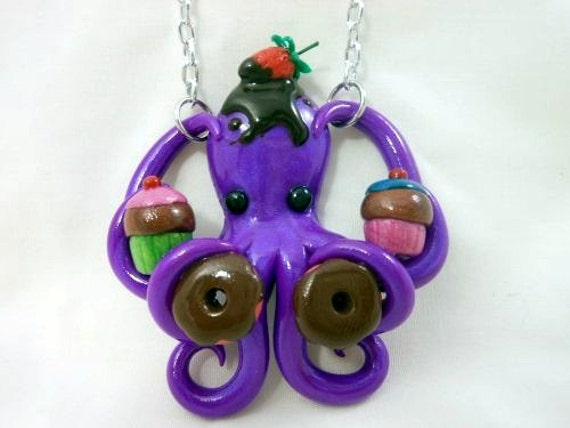 Sweet tooth Octopus