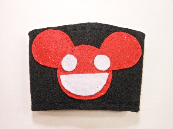 Deadmau5 coffee cozy