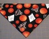 Dog Bandana Basketball, hoops, net