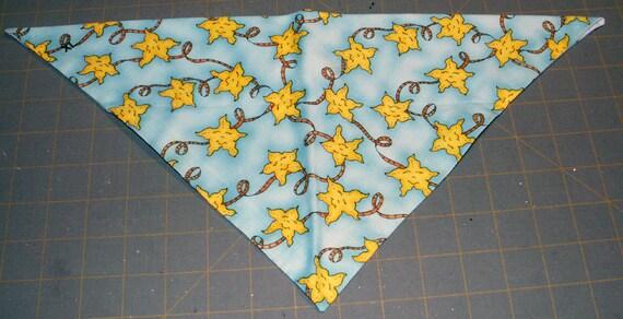 Sassy Starfish Handmade Dog Bandana Summer, Beach, Nautical