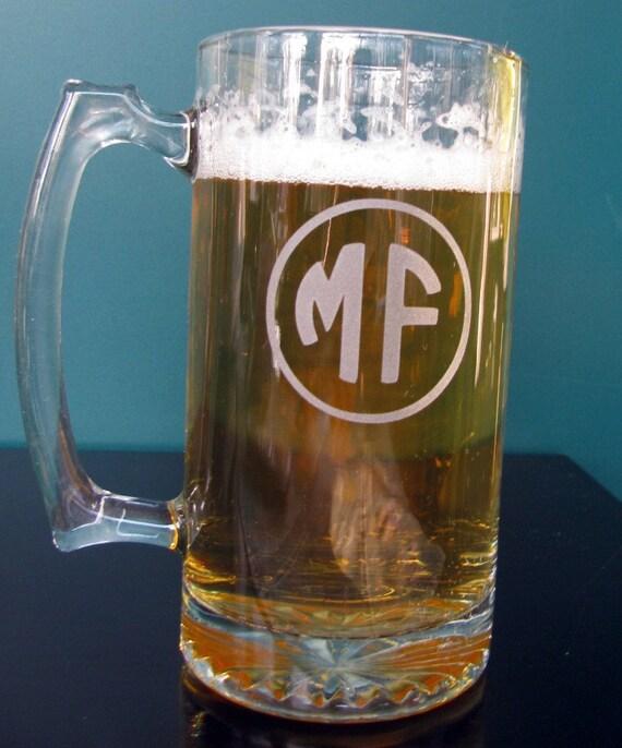 Personalized Beer Mug