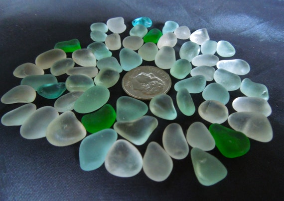 Sea Glass or Beach Glass from Hawaii SALE SALE  Little and perfect for Jewelry