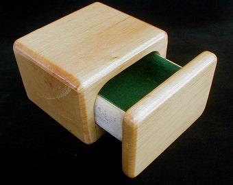Bandsawn Box Keepsake Jewelry