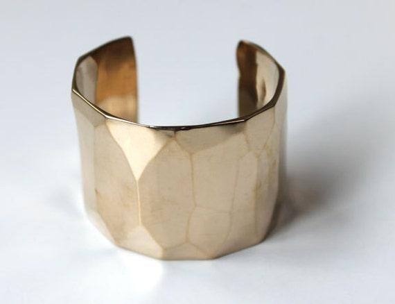 Geometric Cuff (bronze)