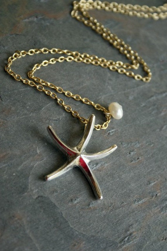 Starfish Necklace Endless Summer