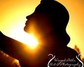 Teardrop of the Sun - 8 x 10 Fine Art Photo Print