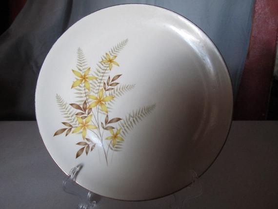 embassy china dinner plate