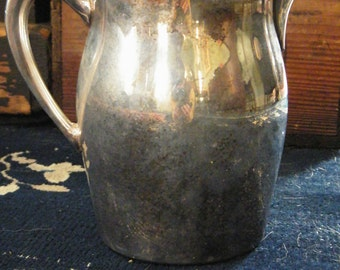 1950's Silverplate Pitcher by Federal Silver Co.