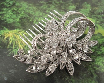 Bridal hair comb wedding comb bridal hair accessories wedding hair comb bridal headpiece wedding hair jewelry bridal comb wedding jewelry