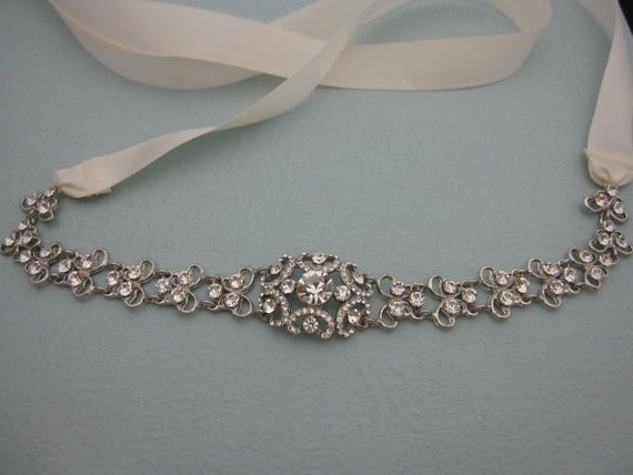 rhinestone bridal beltbridal sashwedding belts and