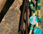 "Aspen ""Blessing"" Hiking Stick: ""Remain Close to the Great Spirit..."""