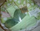 New Baby Basket - Gift Basket - Infant Gift - Newborn Gift Basket - Shower Gift Basket - Neutral Baby Gift