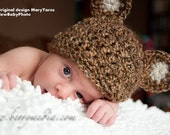 Bear Baby HAT in NUTTY Photo prop, Photography Bear Hat Newborns, NewBaby Gift Bear Hat, Costume Bear Hat, Bear Baby Hat, Bear Newborns Hat