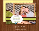 Sweet Ribbon Save the Date