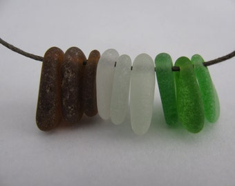 Seaglass Beach Glass Jewelry Supply, Genuine Sea Glass Jewelry Making