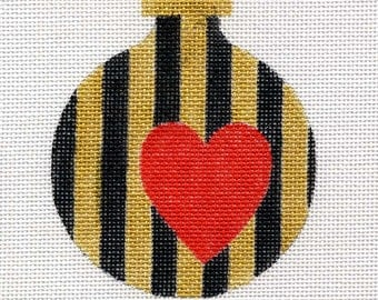 Heart and Stripes / Top Hat - Jody Designs B105A