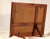8x10 Picture Frame - Handcrafted Black Walnut