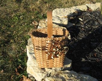 Just A Bit of Rust Basket