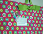 """Fabric Covered Magnet Board (18"""" x 12"""") Bloomies"""