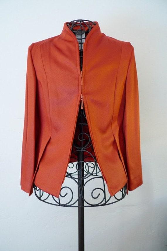 ON HOLD/SOLD Vintage Emmanuelle Khanh jacket