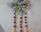 Paper Bead Wall Hanging