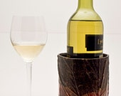 Brown and red wine cooler for parties or a hostess gift