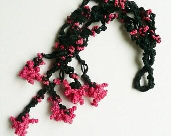 Dew In Black - Bracelet