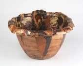 Autumn Redhead - Handcrafted Fine Art Bowl