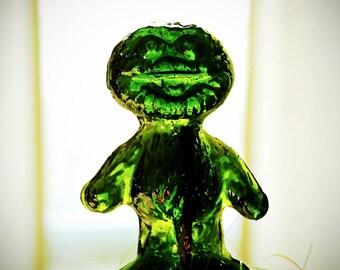 Grouchy as always- OSCAR Lollipops- Hard Candy Favors-Adorable