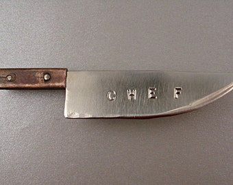 Chef Knife Pin