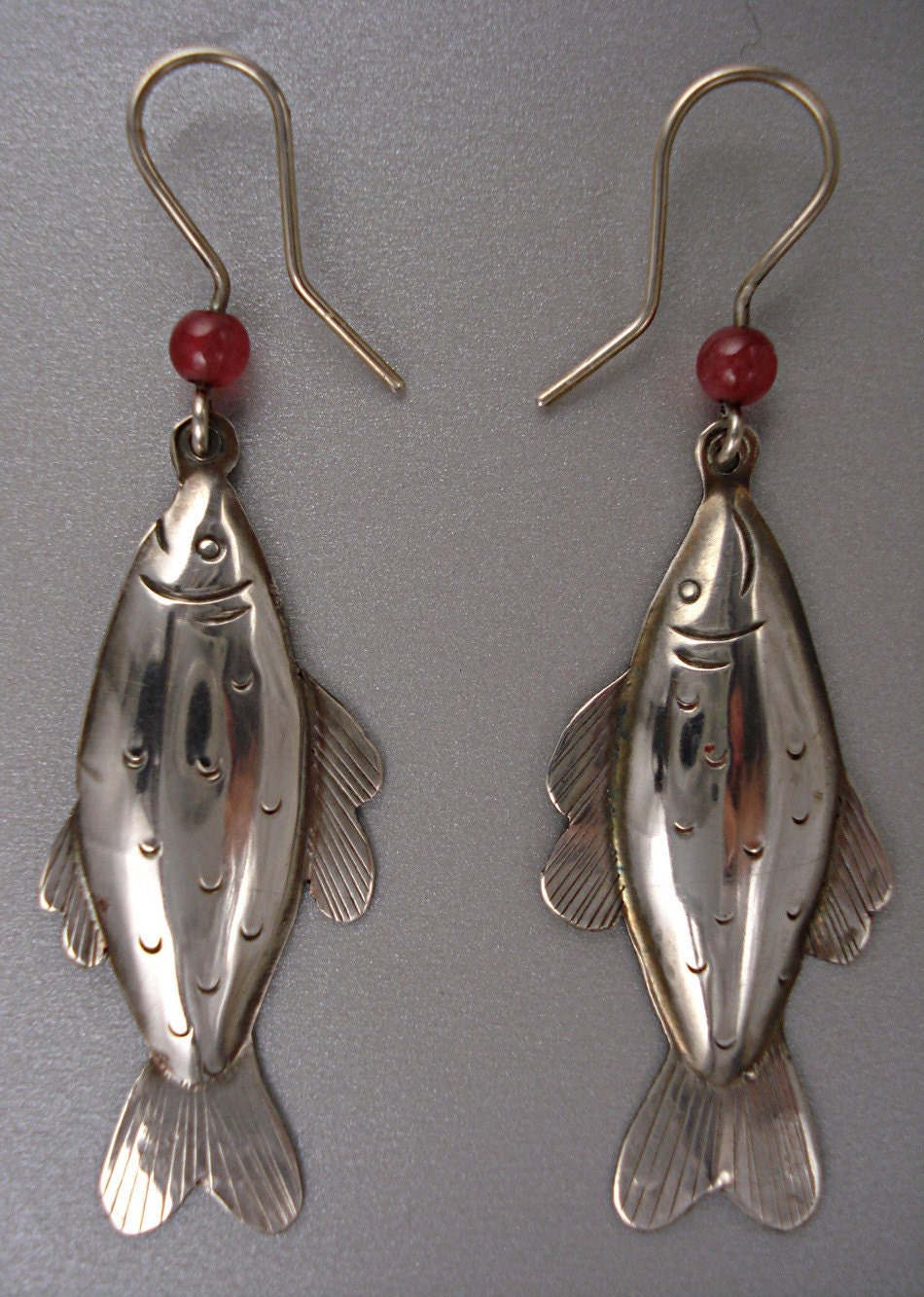 fishing lure earrings lure fish earrings by jewelrycollectibles on etsy 2312
