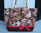 Large Tote , great for work or travel